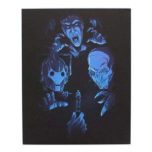 Doctor Who Villians 8x10 Exclusive Collector Print